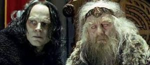 Theoden and Wormtongue